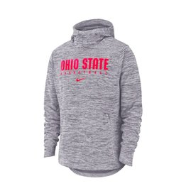 Nike Ohio State Buckeyes Basketball Performance Pullover Hoodie