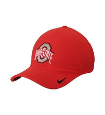Nike Ohio State Buckeyes Nike Heritage 86 Vapor Performance Adjustable Hat