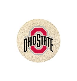 Ohio State University Sandstone Coasters