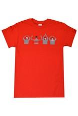 OH-IO Horror Theme T-Shirt