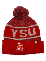 Youngstown State University Acid Rain Cuffed Knit Hat