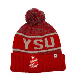 Youngstown State University Acid Rain Cuffed Knit Hat