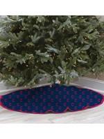 Cleveland Indians Tree Skirt
