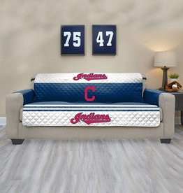 Cleveland Indians Couch Furniture Protector