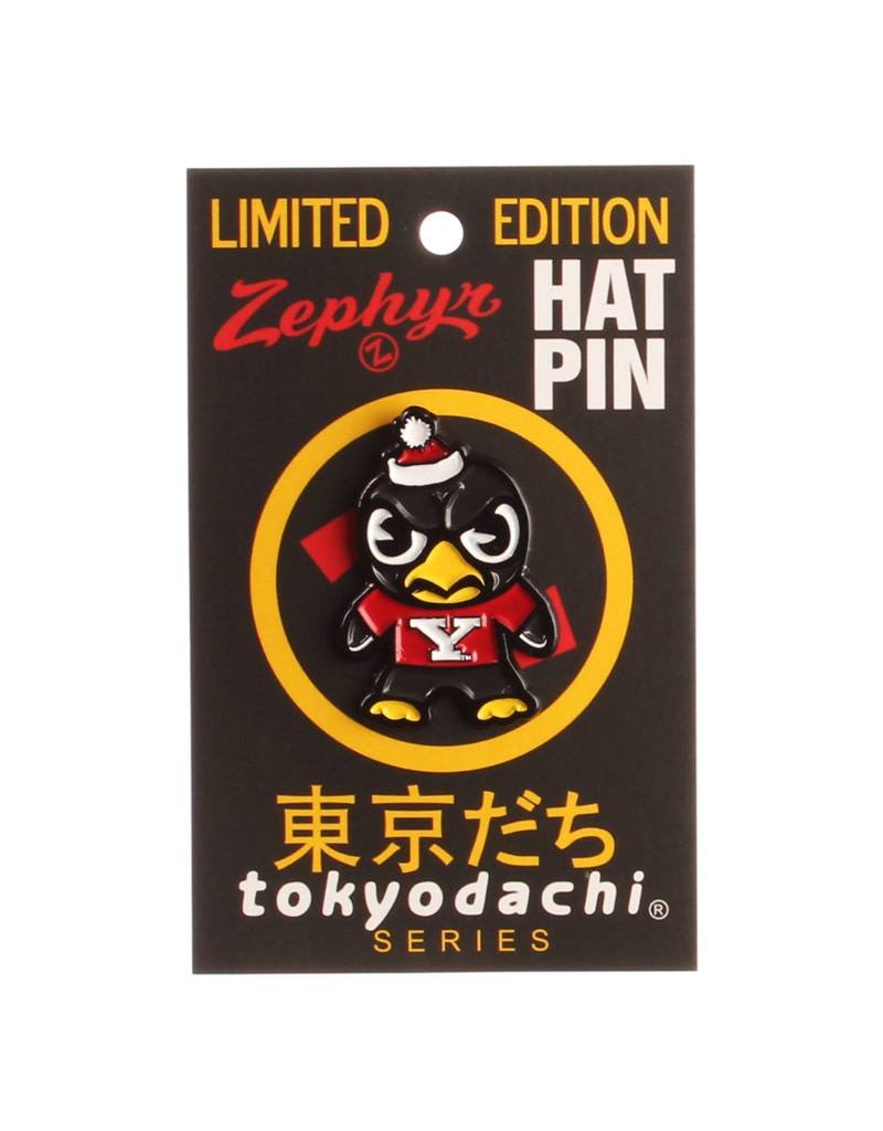 Youngstown State Tokyodachi Pin
