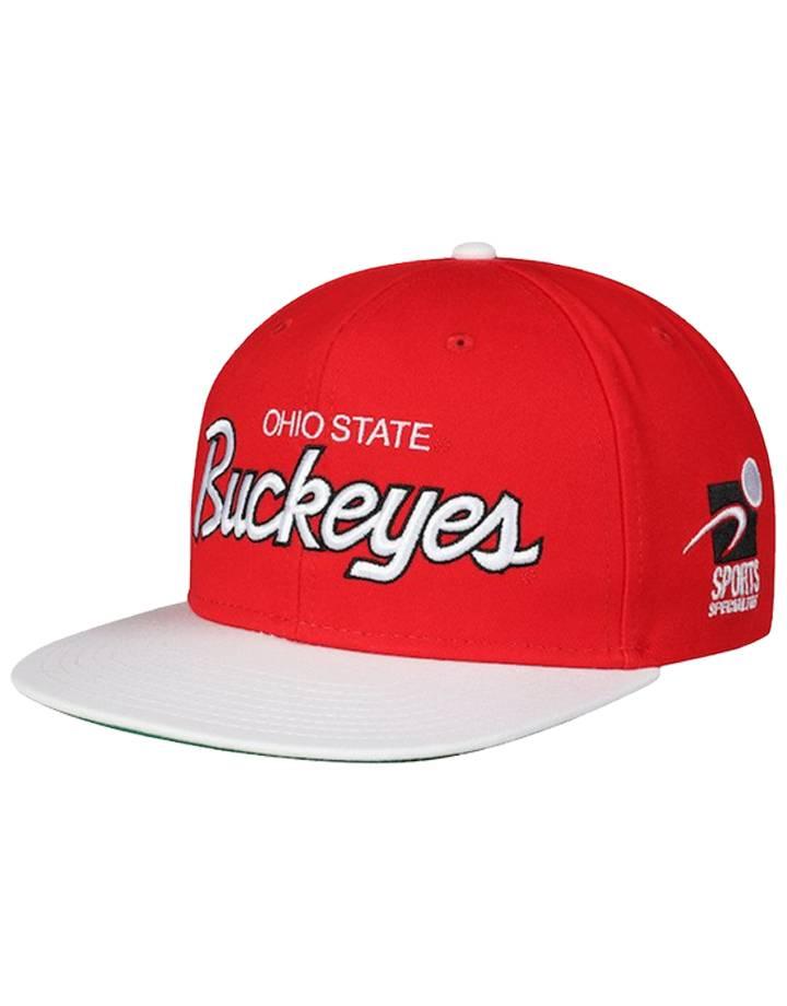 Nike Ohio State Buckeyes Nike Sports Specialties Adjustable Snapback