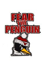 YSU Fear the Penguin 4x4 Decal