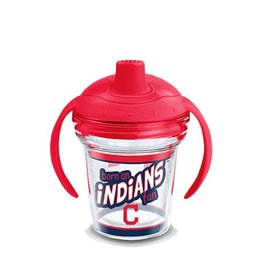 Tervis Cleveland Indians 6oz My First Tervis Sippy Cup