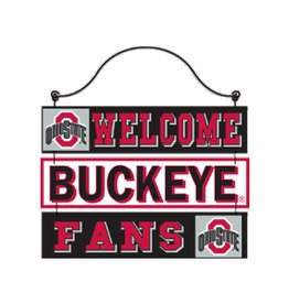 Ohio State Welcome Buckeye Fans Sign