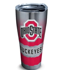 Tervis Ohio State Buckeyes Knockout 30oz Stainless Steel Tumbler