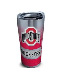 Tervis Ohio State Buckeyes Knockout 20oz Stainless Steel Tumbler
