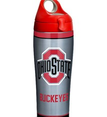 Ohio State Buckeyes Tradition 24oz Stainless Steel Water Bottle