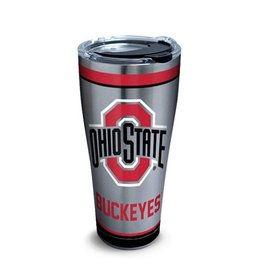 Tervis Ohio State Buckeyes Tradition 30oz Stainless Steel Tumbler