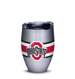 Tervis Ohio State Buckeyes Stripes 12oz Stainless Steel Tumbler