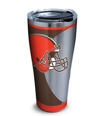 Cleveland Browns Rush 30oz Stainless Steel Tumbler