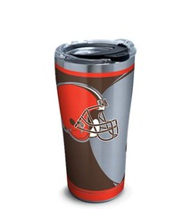 Cleveland Browns Rush 20oz Stainless Steel Tumbler