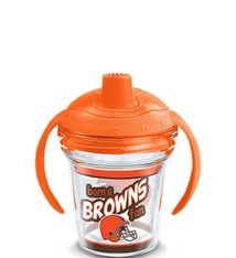 Cleveland Browns 6oz My First Tervis Sippy Cup