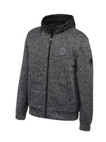 Top of the World Ohio State Buckeyes Men's Castlerock Full Zip Sweater Jacket