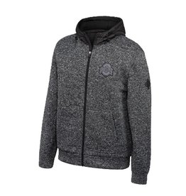 new style 7f755 8759f Top of the World Ohio State Buckeyes Men s Castlerock Full Zip Sweater  Jacket