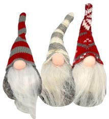 Holiday Gnome Ornament