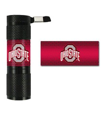 Ohio State Buckeyes 9x LED Flashlight