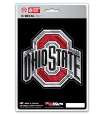 Ohio State Buckeyes 3D Decal
