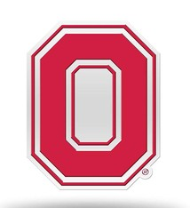 Ohio State Block O Team Spirit Magnet