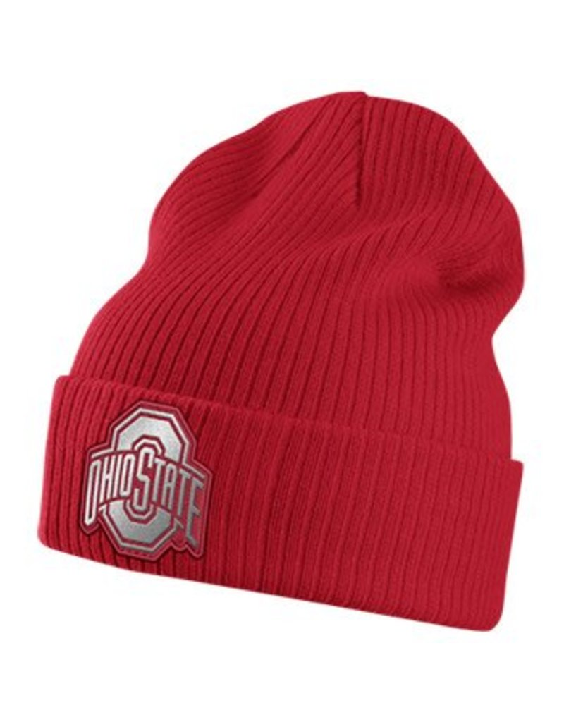 Nike FLASH BEANIE RED OSFA