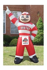 Ohio State Buckeyes 8ft Tall Inflatable Brutus