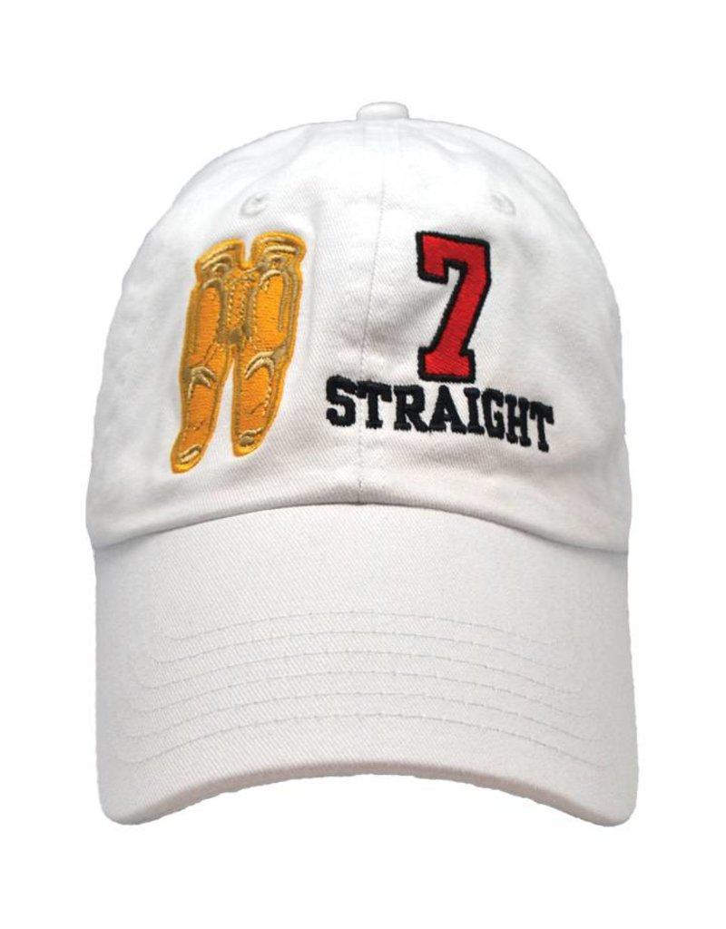 Top of the World 2018 Ohio State 7 Straight Gold Pants Hat