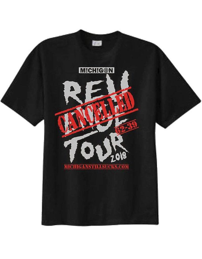 Ohio State Revenge Tour Cancelled T-Shirt