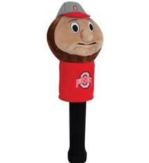 Ohio State Macot Brutus Sock Headcover