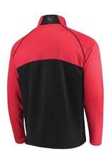 Top of the World Ohio State Buckeyes Fleece Half-Zip Jacket