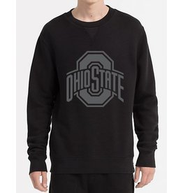 Top of the World Ohio State Buckeyes Primary Logo Sweatshirt - Black