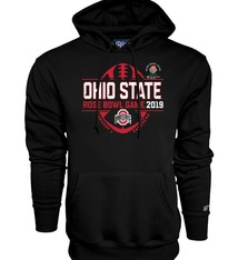 Ohio State Buckeyes 2019 Rose Bowl Football Hoodie