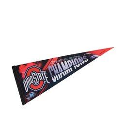 Wincraft Ohio State Buckeyes 2018 B1G Ten Champions Pennant