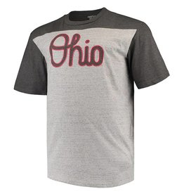 Top of the World Ohio State University Script Ohio Tee