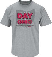Ohio State Buckeyes New DAY  in Ohio Tee