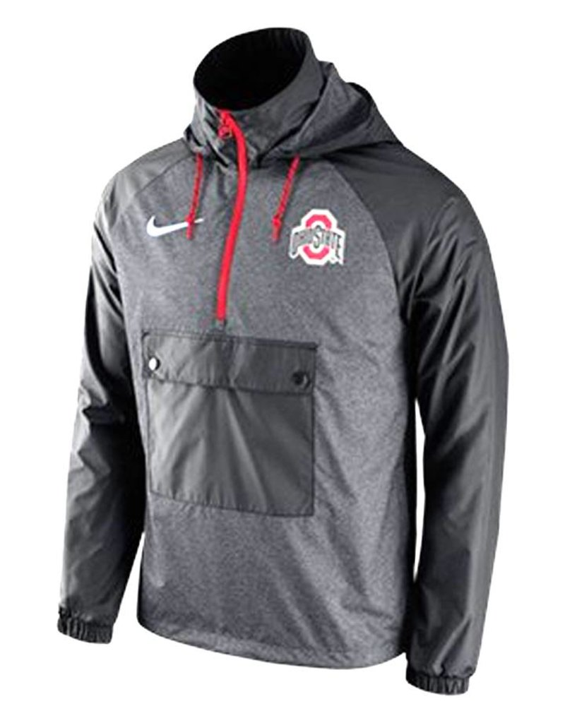 best service 6b31b f0b70 Nike Ohio State University Anorak Pullover Jacket ...