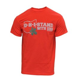 O-H-I- Stand with Urb T-Shirt
