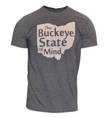 Ohio State Buckeye State of Mind T-Shirt