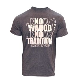 Cleveland Indians No Wahoo No Tradition T-Shirt