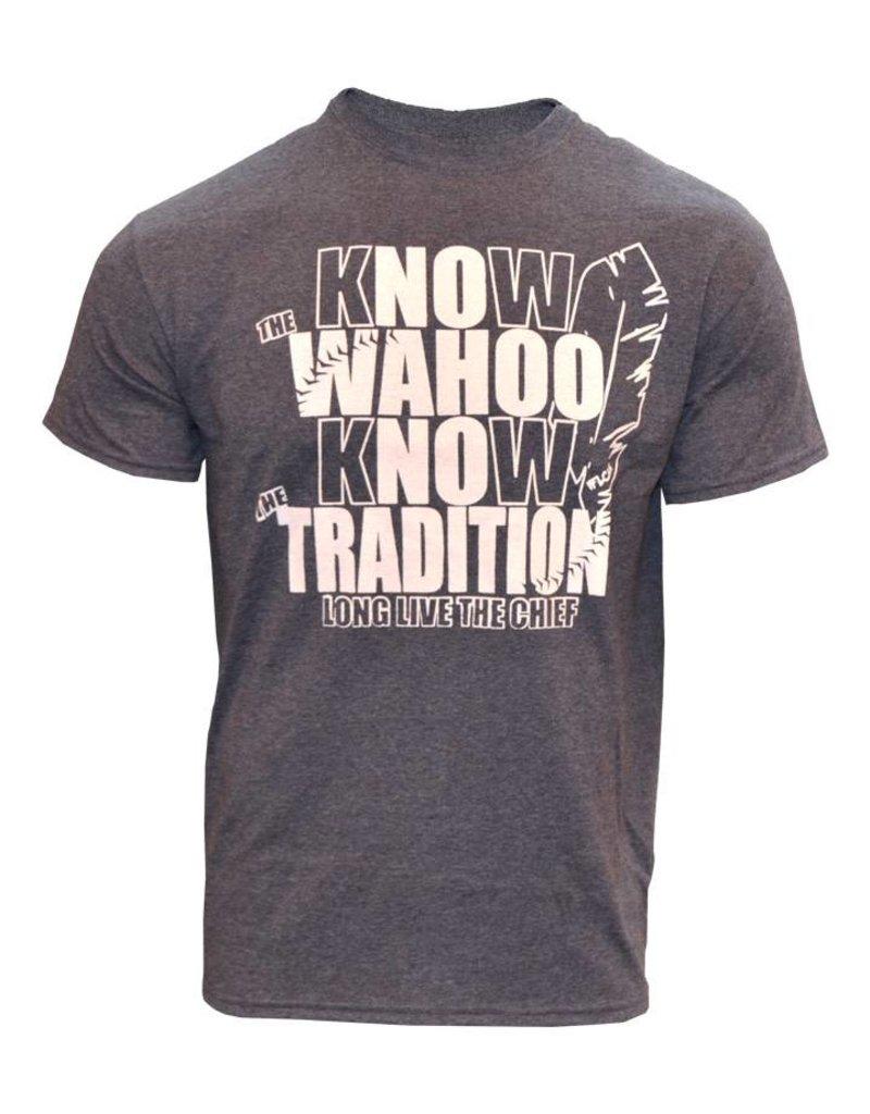 Cleveland Indians No Wahoo No Tradition T-Shirt