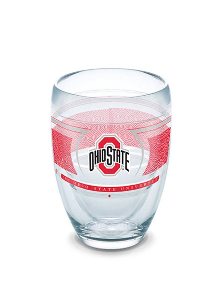 Tervis Ohio State Buckeyes 9oz Reserve Tervis Stemless Wineglass