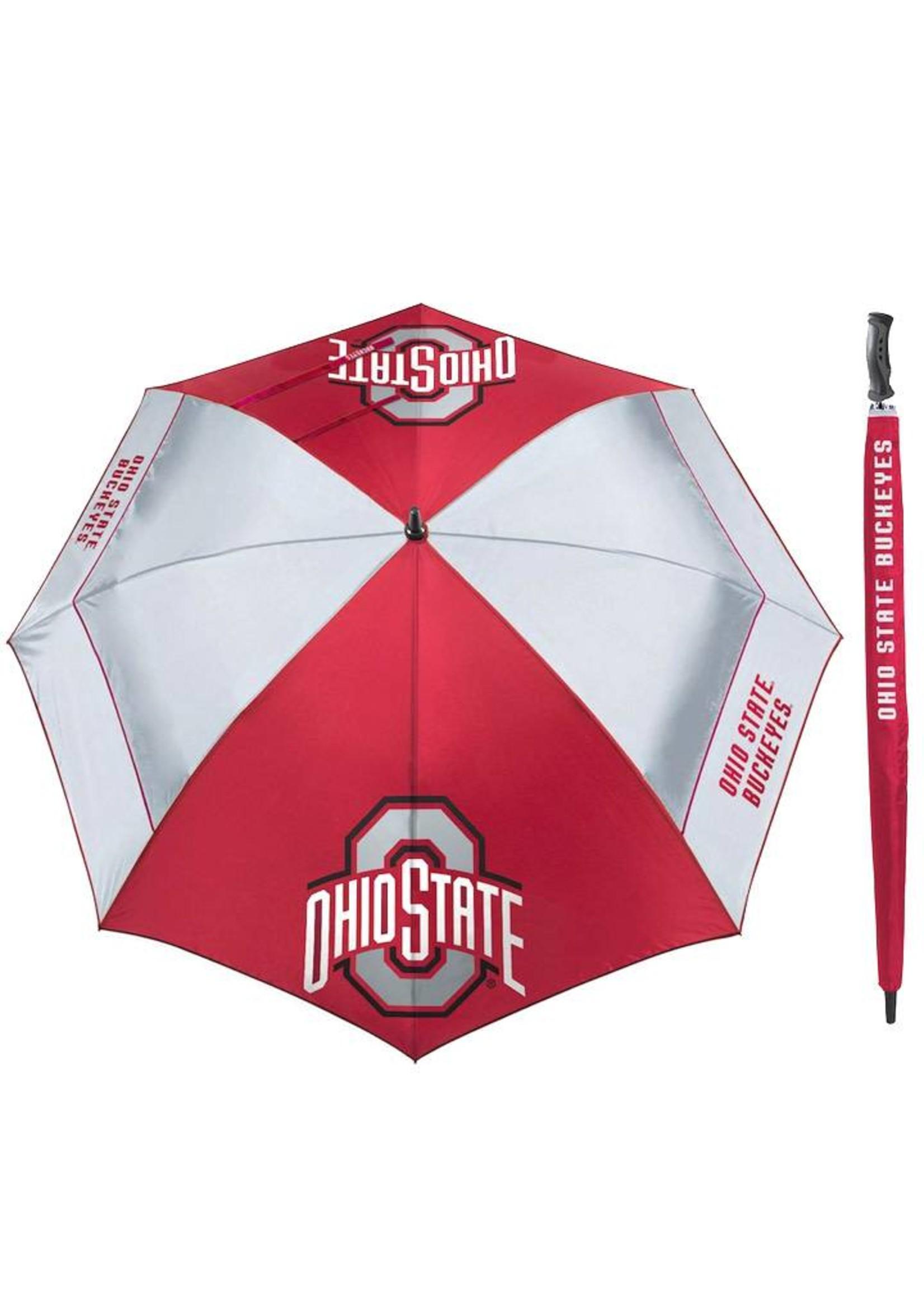"Ohio State Buckeyes 62"" WindSheer Lite Golf Umbrella"