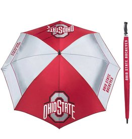 "Ohio State Buckeyes 62"" WindSheer Lite Golf Umbrella"