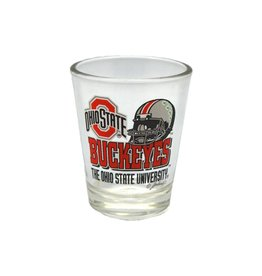 Ohio State Helmet Shot Glass