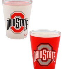 Ohio State 2-Tone Shot Glass