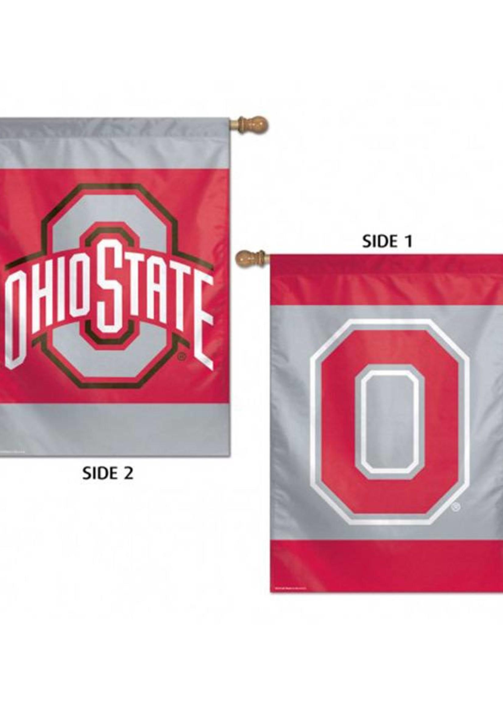 "Wincraft Ohio State University 2 Sided House Flag 28"" x 40"""