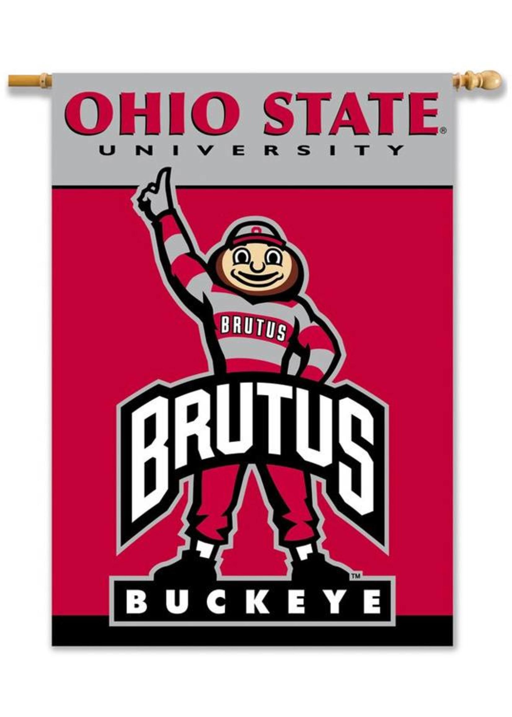 "Ohio State Buckeyes 2-Sided 28"" X 40"" Banner"